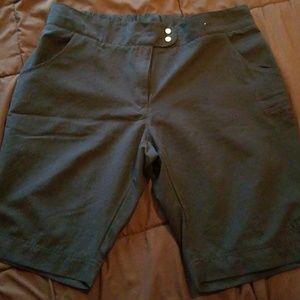 Adidas Bermuda style shorts